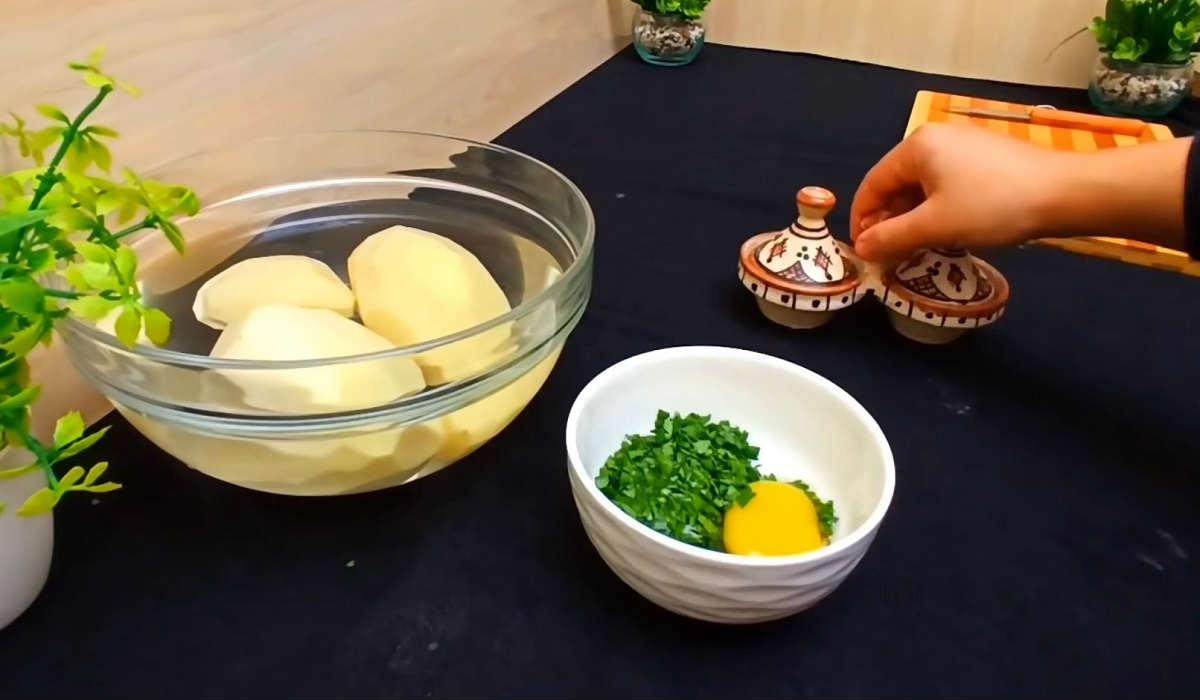 Сытный и простой завтрак из картошки закуски,овощные блюда
