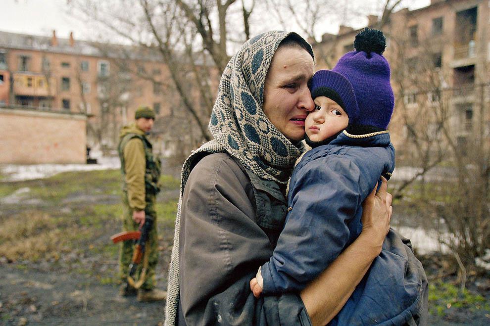 с фото чеченка ребенком