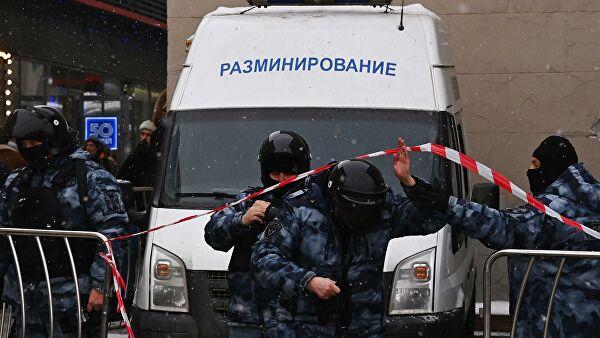 В Хабаровском крае четыре школы получили сообщения о минировании Лента новостей