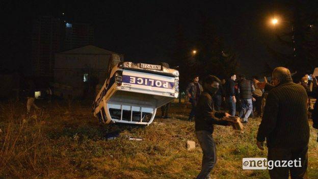 Грузия: в Батуми арестованы 40 человек после беспорядков