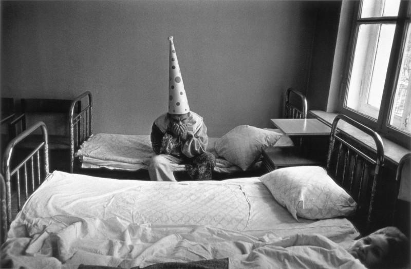 Новогодняя ночь в психиатрической больнице Кащенко в Москве, 1988 год. было, история, фото