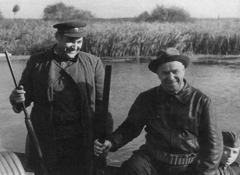Какой арсенал был у маршала Жукова
