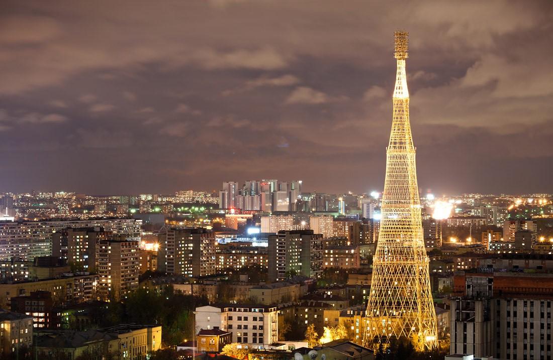 Памятники архитектуры Москвы архитектура