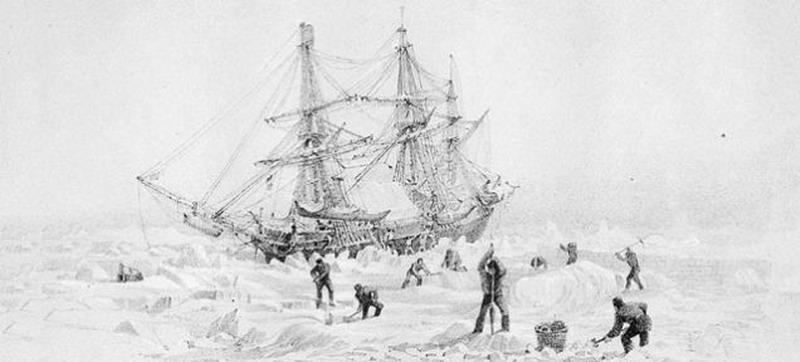 Потерянный в Арктике 160 лет…