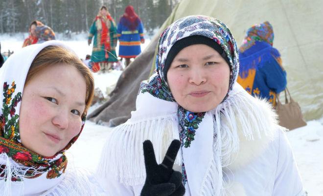 Как знакомятся с женщинами и создают семьи оленеводы в Тундре Культура