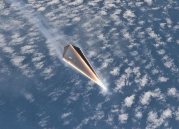 Французы занялись разработкой гиперзвукового планера