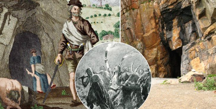 История шотландского клана людоедов