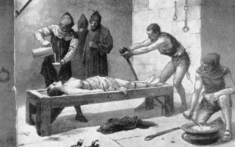 9. Китай древний мир, интересно, история, наказание за измену, неверность, супруги