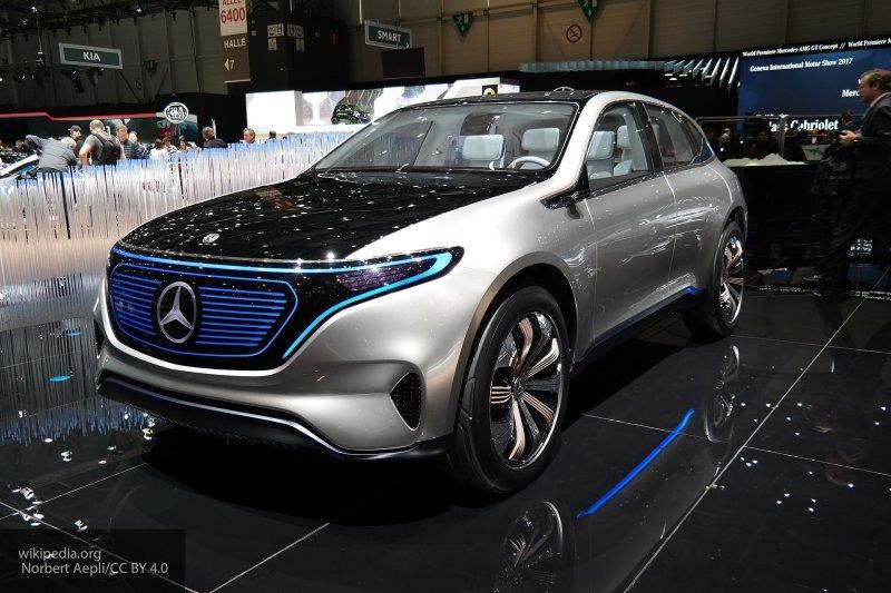 """Mercedes анонсировал новый прототип автомобиля класса """"люкс"""""""