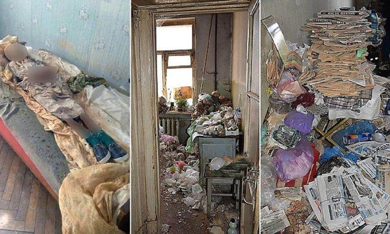 Николаевская пенсионерка 30 лет прожила в квартире с мумией матери мумия, мумия в квартире, николаев, пенсионерка, полиция, расследование, страшная находка, чрезвычайное происшествие