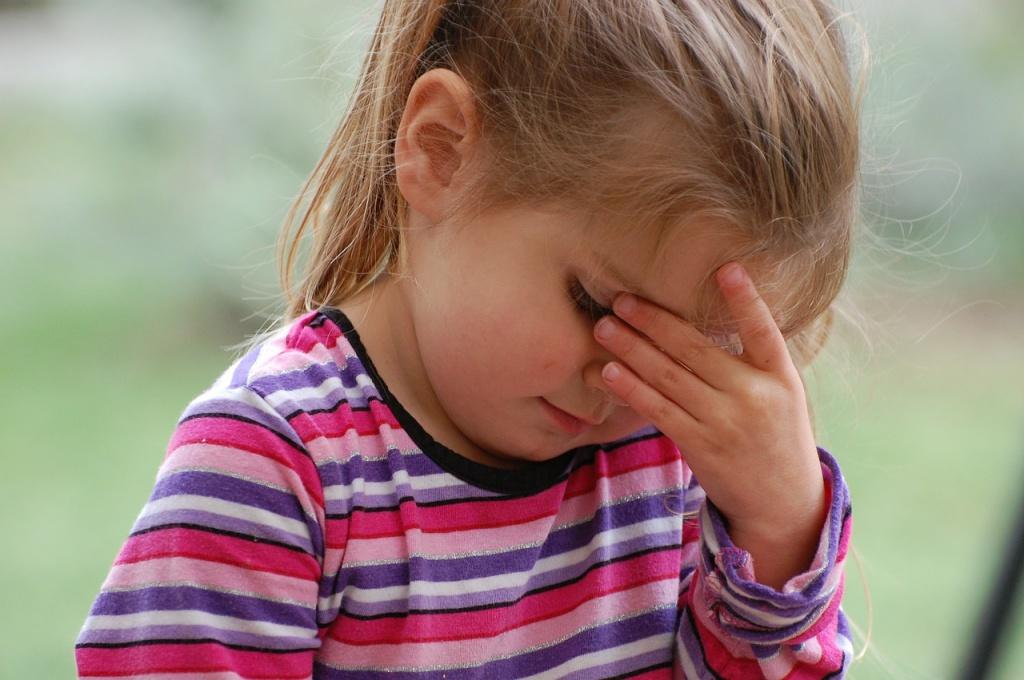 Как нельзя стыдить ребенка