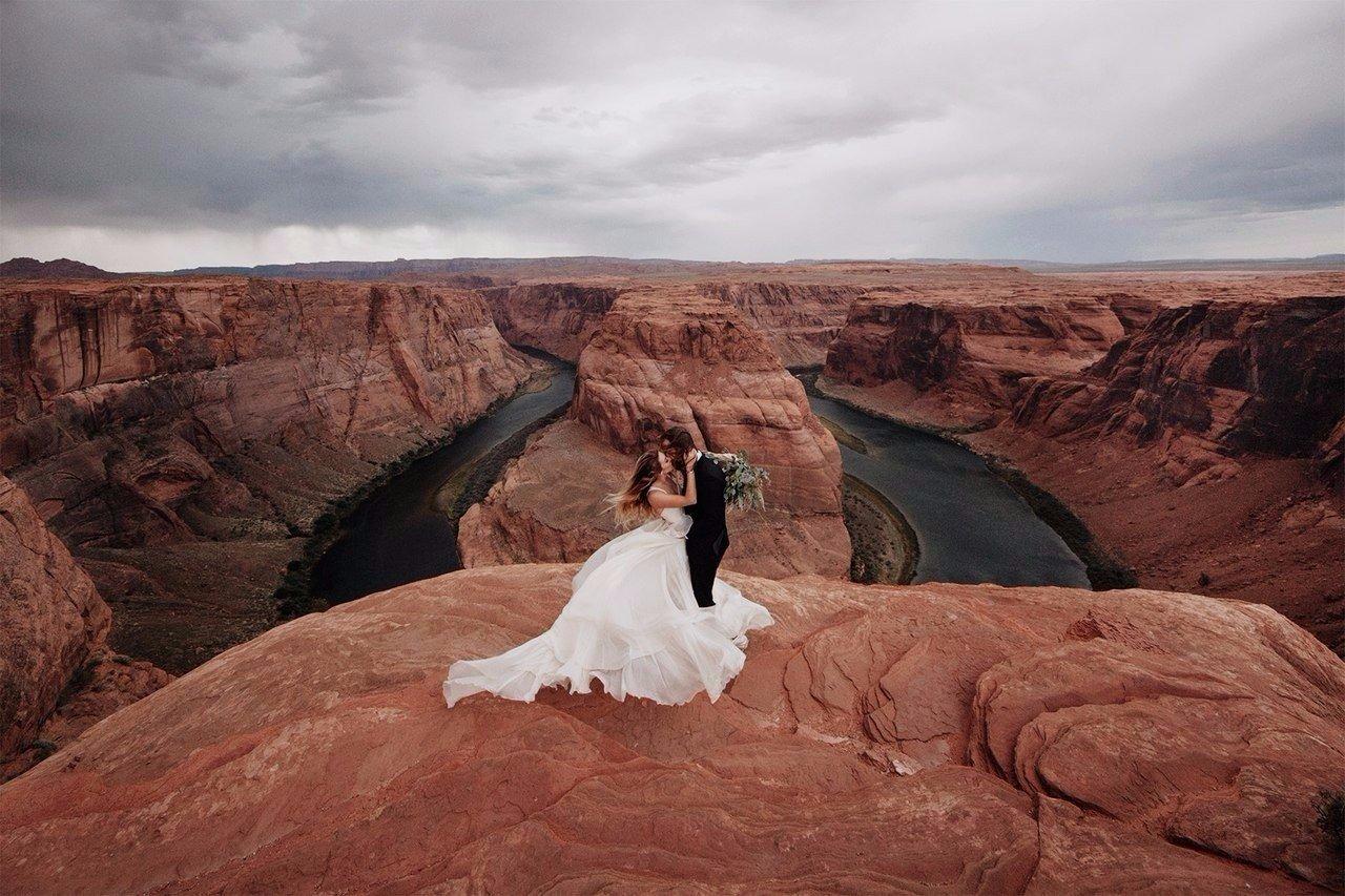 Свадьба в Гранд Каньон