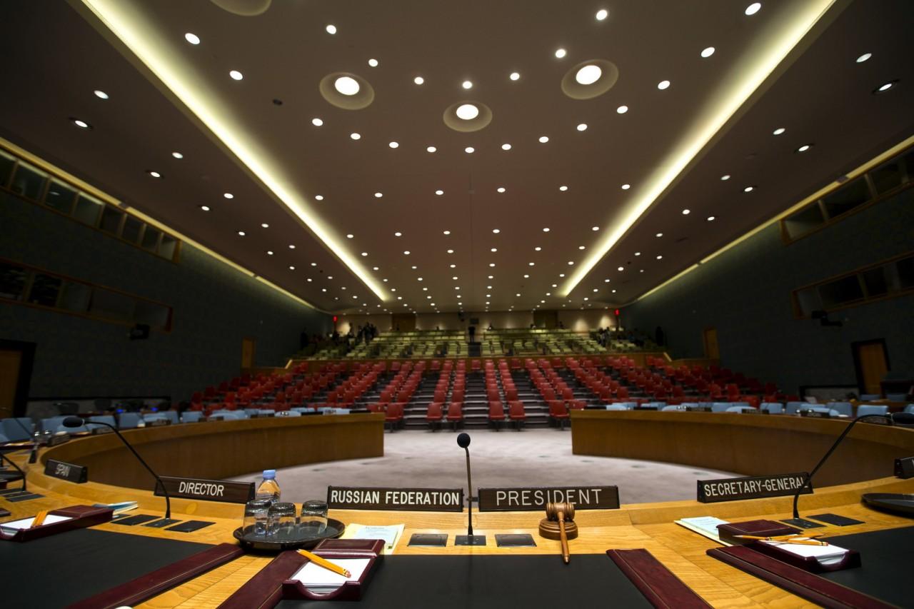 Законная наследница. Как Россия заняла место СССР в Совбезе ООН