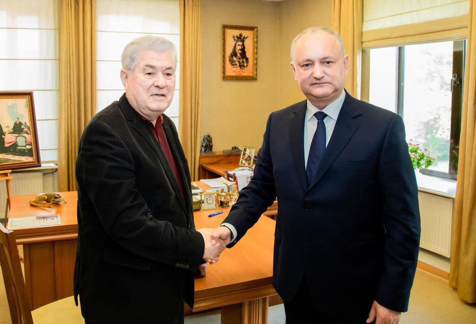 Выборы в Молдове – прикрытие для «ползучего переворота» геополитика