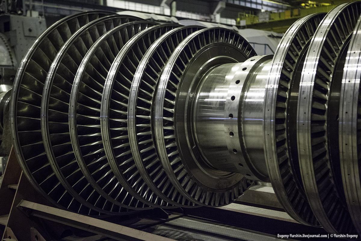вселенной фото ротора турбины интересно