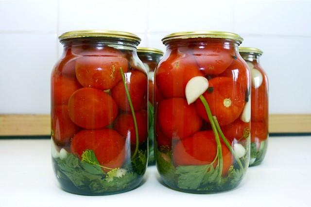 Самые лучшие маринованные помидоры: маленький шедевр моей семьи!