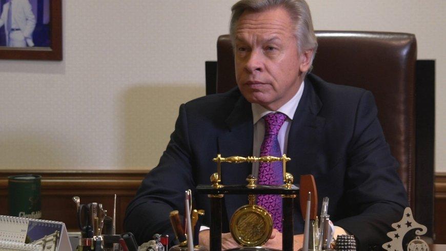 Пушков прокомментировал совет Кравчука Зеленскому перед «нормандским саммитом»