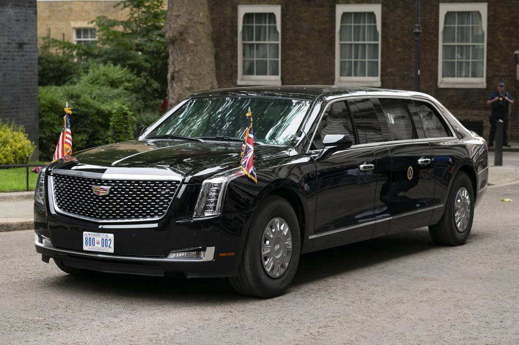 Вы только полюбуйтесь: Автомобили мировых лидеров геополитика