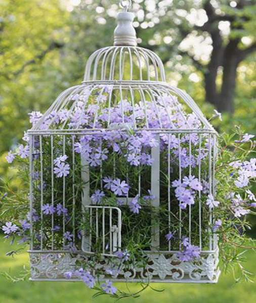 Необычные идеи для декора сада