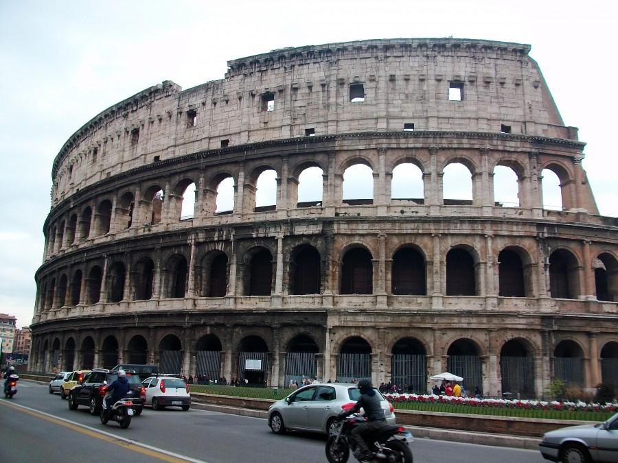Ко дню объединения Италии. Рим