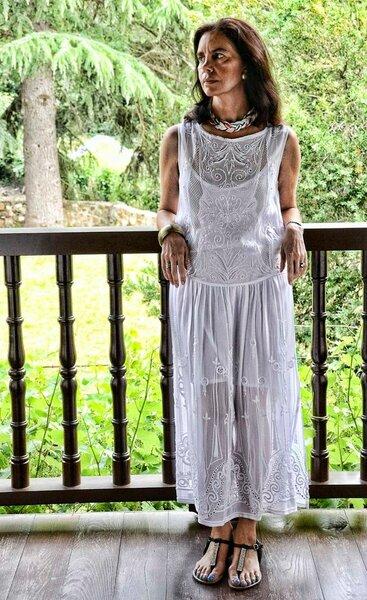 Пляжное платье — элегантная замена парео