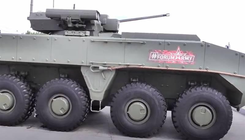 Вдогонку заявлению министра: вслед за танком Т-14 «Армата» в Сирию «пытаются отправить» «Курганец» и «Бумеранг» оружие