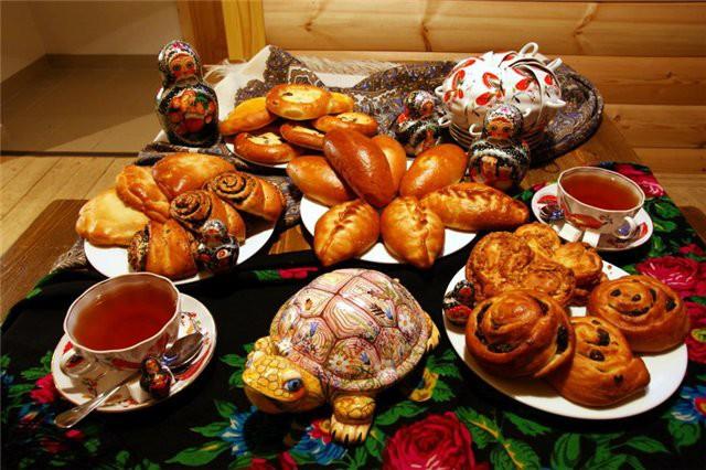 Пироги с визигой кухня, национальная, россия