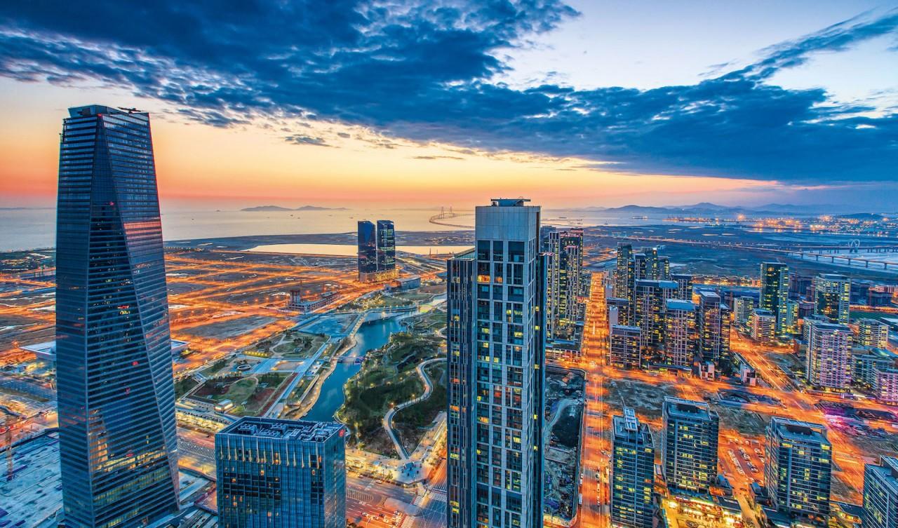 История корейского чуда будущее, корея, сонгдо, технологии, умный город