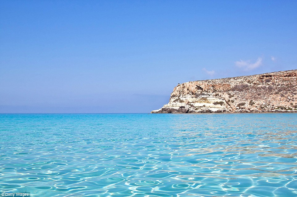 Где самая прозрачная в мире вода