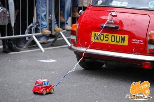 скачать Автомобильные приколы - 6