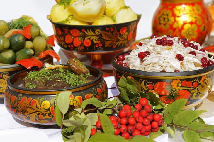 История овощей в России, или, какие овощи ели наши предки