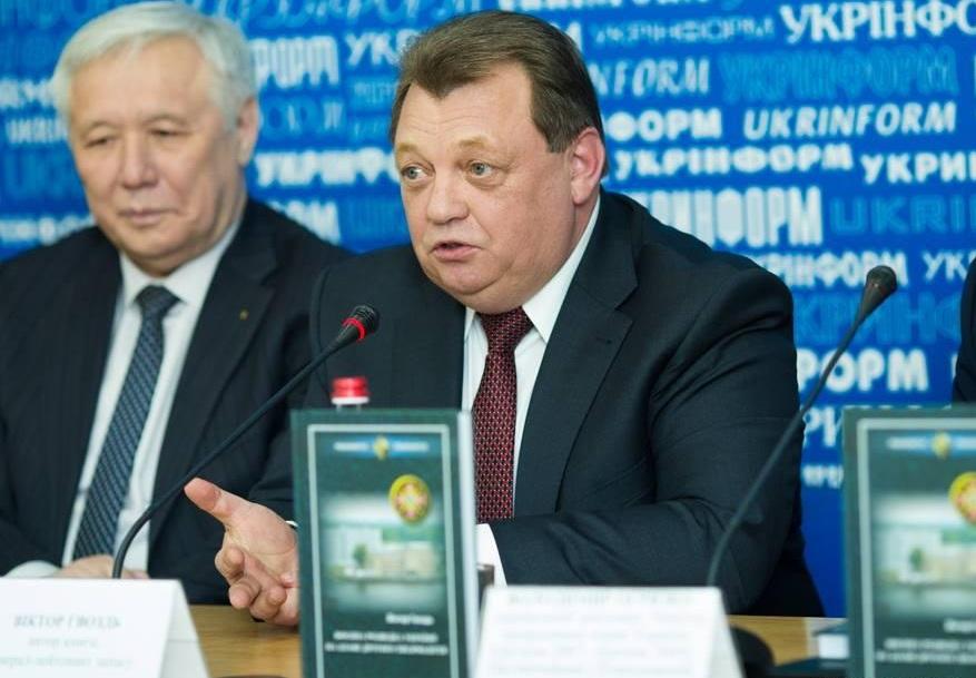 Генерал Гвоздь: Украина зачи…