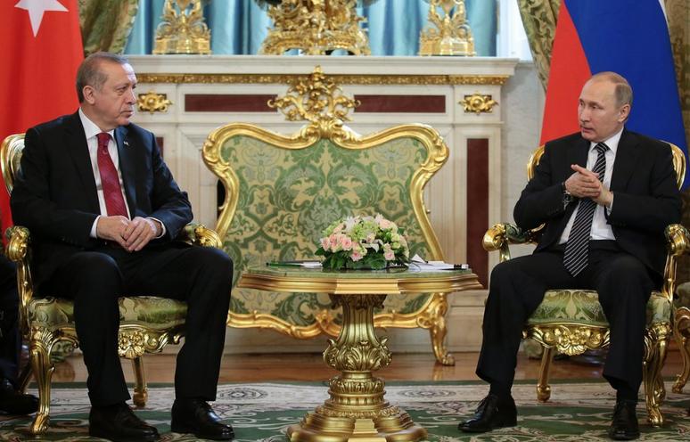 """Очередной Шах и Мат Путина: """"Новый царь"""" и """"новый султан"""" бросили вызов НАТО"""