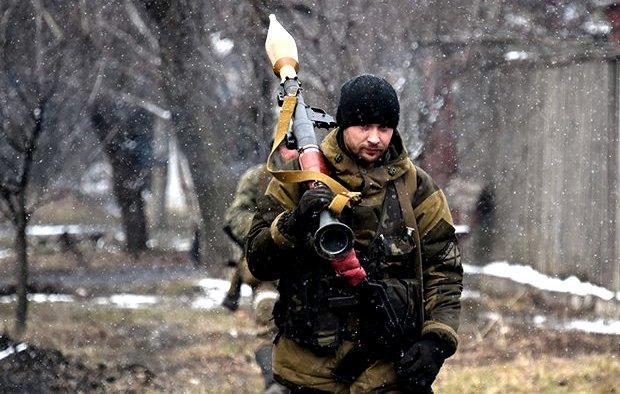 Ополчению Донбасса пришла мощная поддержка