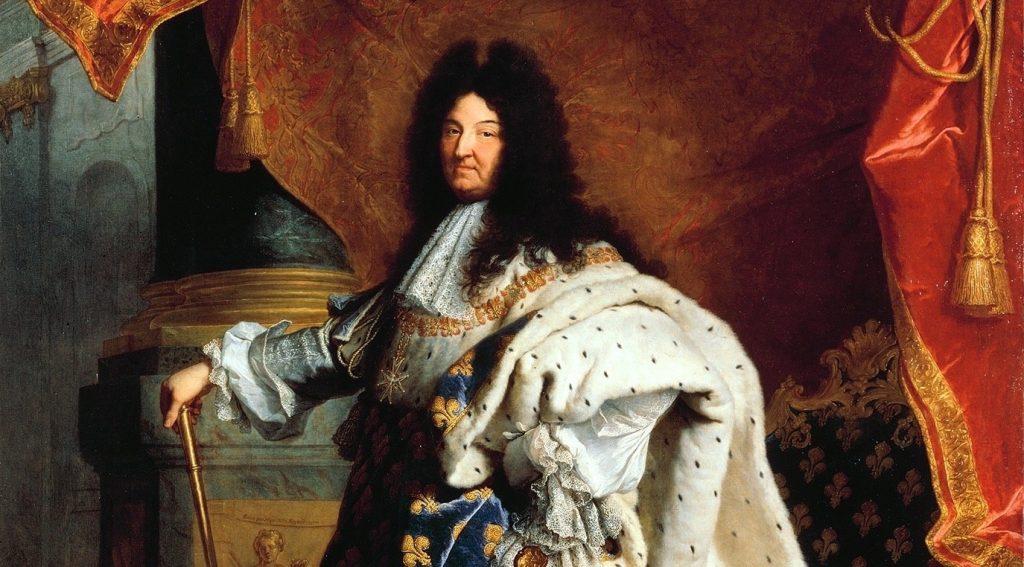 Картинка короля людовика