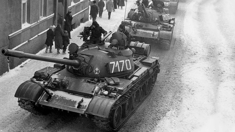 Новые санкции против СССР ил…