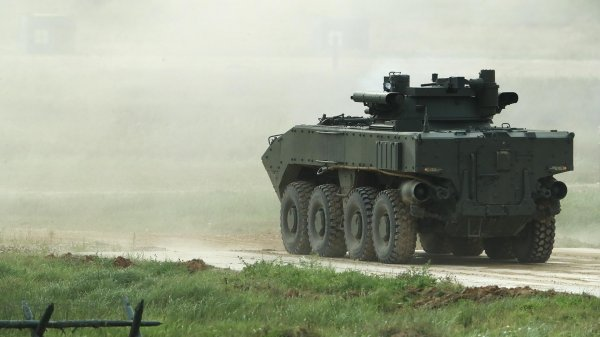 Восьмиколесный «Бумеранг»: Откуда «растут ноги» у идеи легкого танка