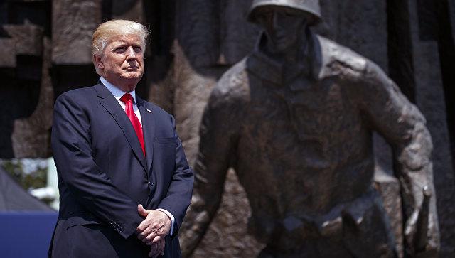 """Трамп бросает """"своих"""" сирийцев и поляков. Потому что """"своих"""" нет"""