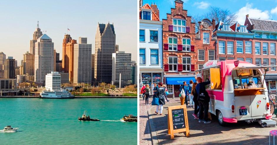 Города, в которых платят жителям за проживание в них