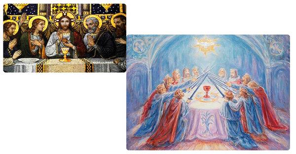 Загадки Святого Грааля загадки истории