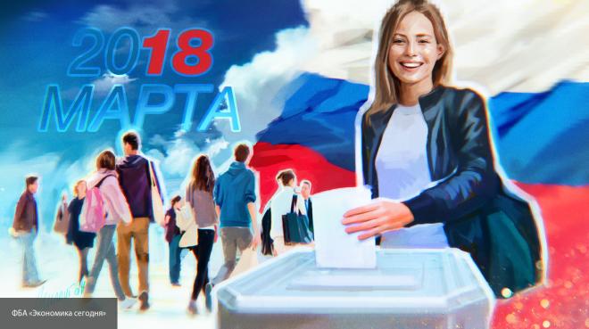Опрос показал, сколько крымчан готовы проголосовать за Путина на президентских выборах в РФ