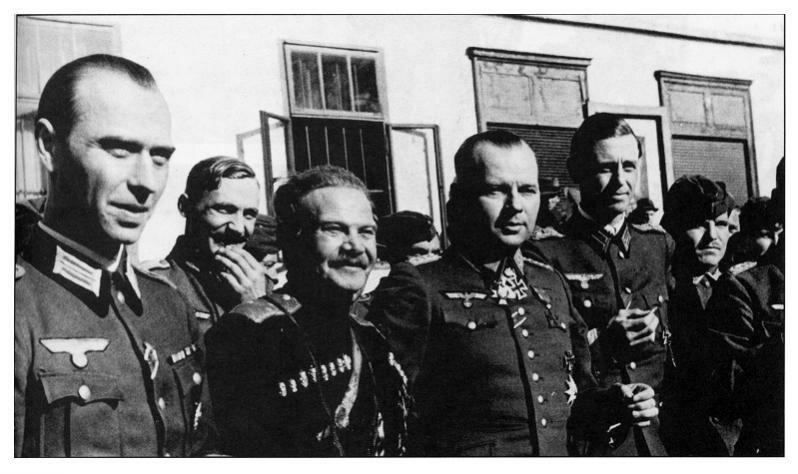 Как белогвардейцы приветствовали нападение гитлеровской Германии на СССР