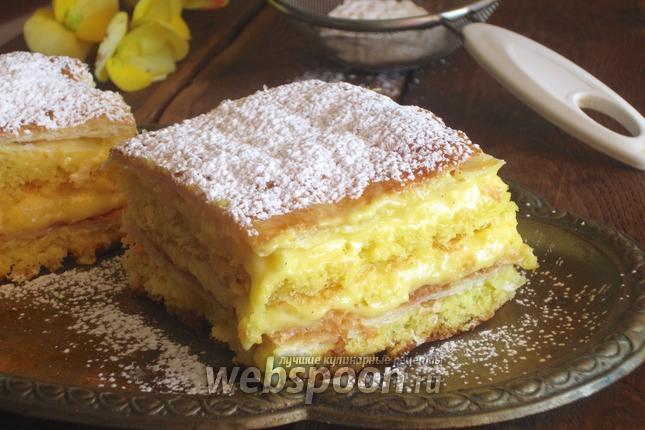 Торт «Дипломатичный»