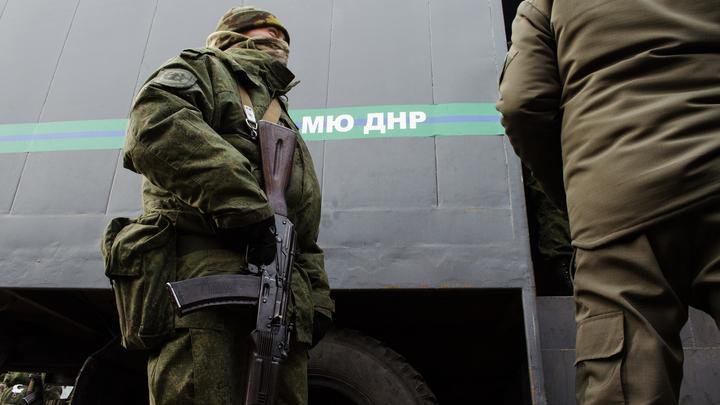 """""""Зоркий глаз"""" сбит, огонь подавлен: В Донбассе жёстко ответили ВСУ на провокацию украина"""