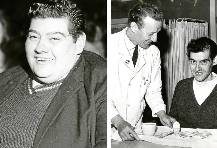 История человека, который отказался от еды на 382 дня, чтобы похудеть