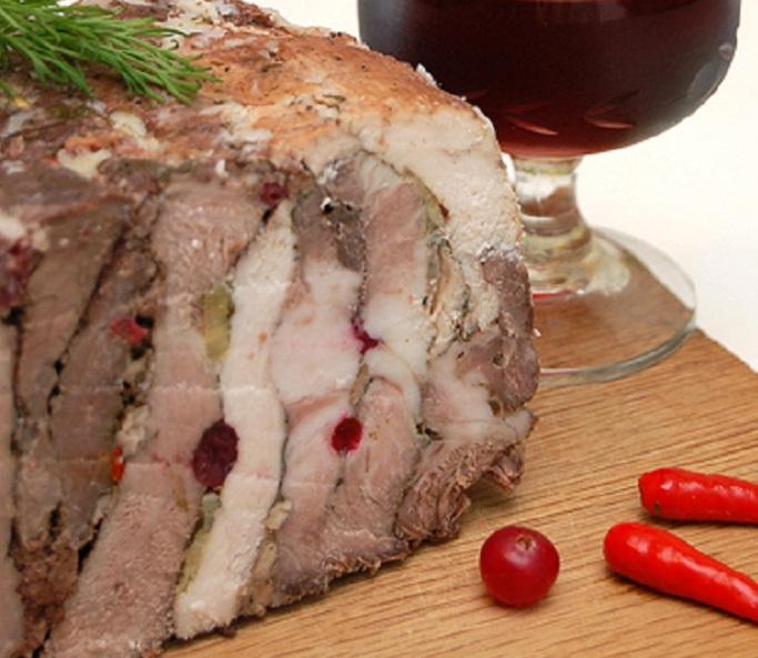 «Мясное ассорти» - вкусная домашняя буженина