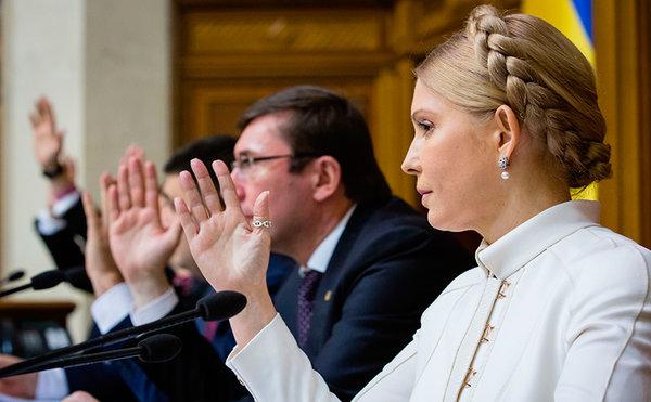 Украина больше НЕ НЕЗАЛЕЖНАЯ: Украина утратила суверенитет.