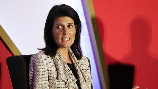 Постпред США при ООН: «Мы должны оказывать давление на Россию и Иран»