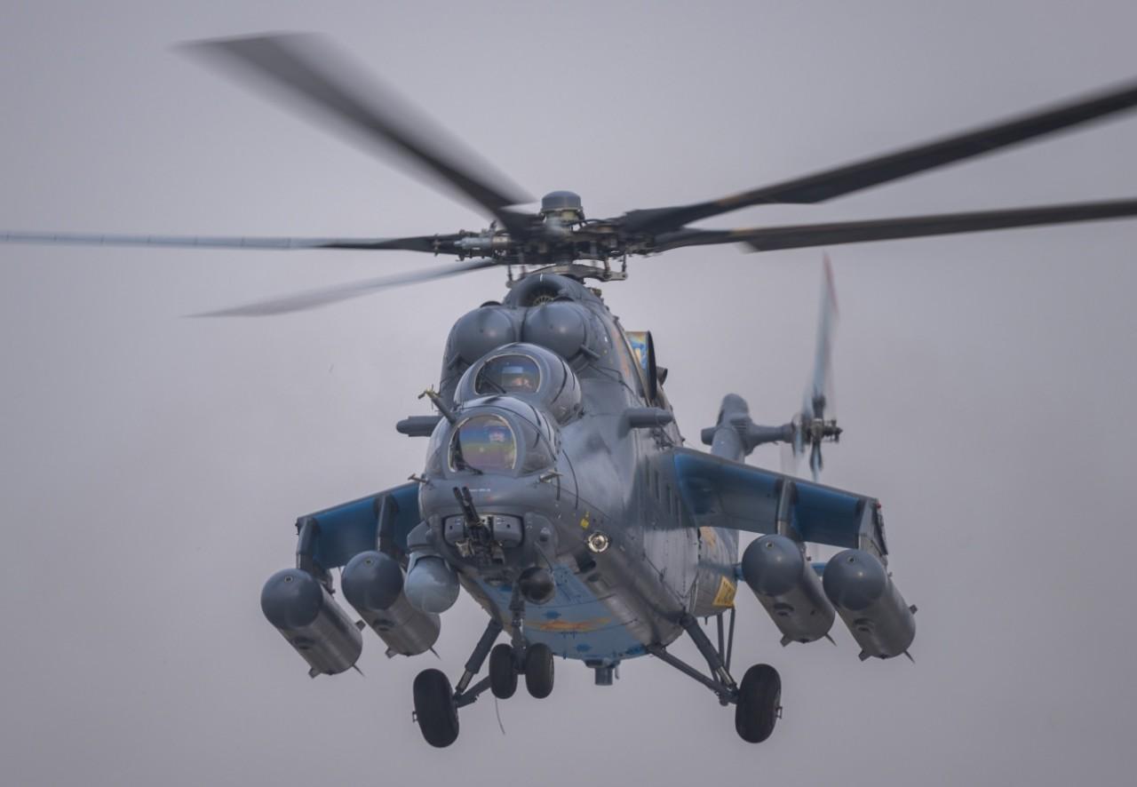 Узбекистан получит 12 боевых вертолетов Ми-35М