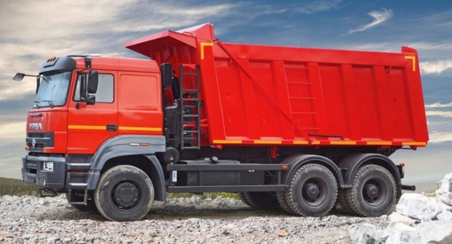 Урал раскрыл характеристики нового конкурента грузовиков КАМАЗ Автомобили